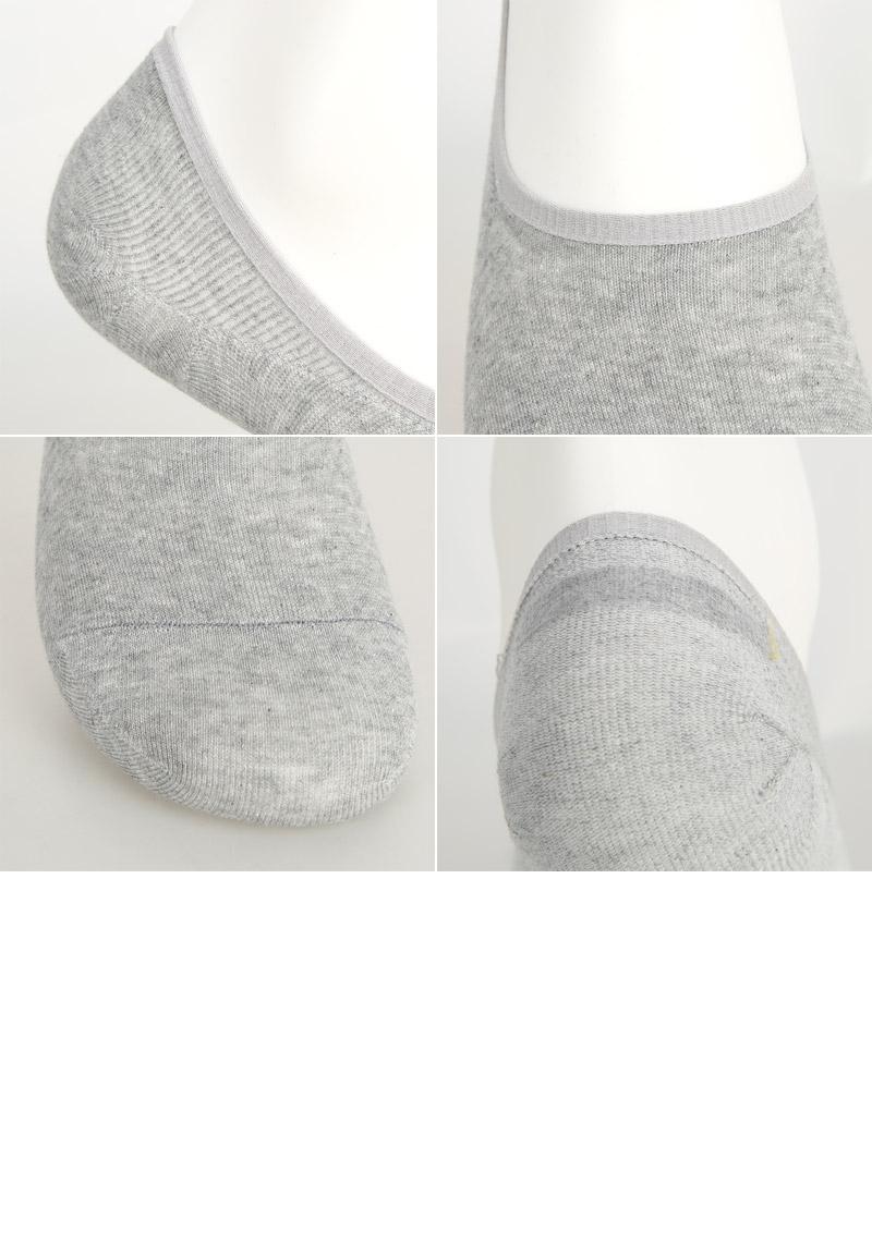 페이크삭스 실리콘 여성 덧신 5족 F003 - 쿠비카, 9,900원, 여성양말, 패션양말